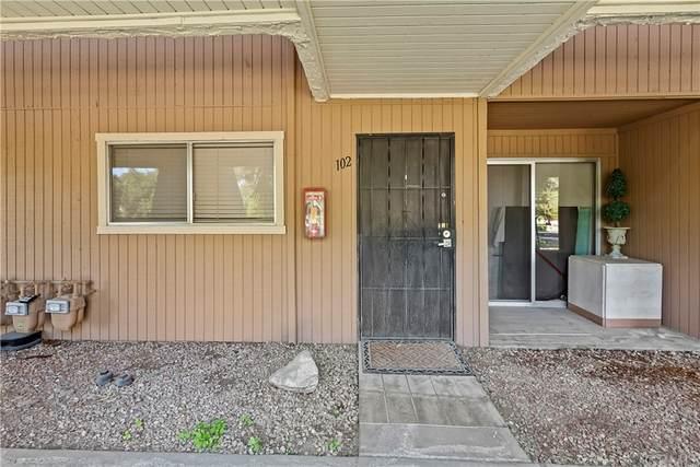 2875 N Los Felices Road #102, Palm Springs, CA 92262 (MLS #CV21233927) :: Desert Area Homes For Sale