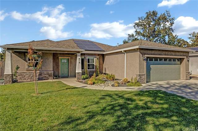 818 W 11th Avenue, Chico, CA 95926 (#SN21233997) :: The Laffins Real Estate Team
