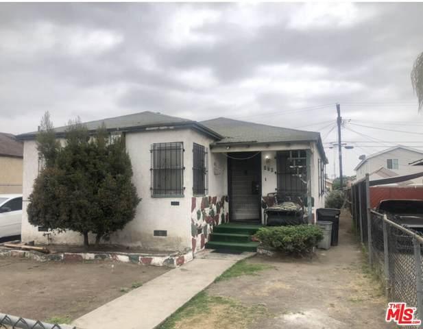830 E 109Th Street, Los Angeles (City), CA 90059 (#21798232) :: Mainstreet Realtors®