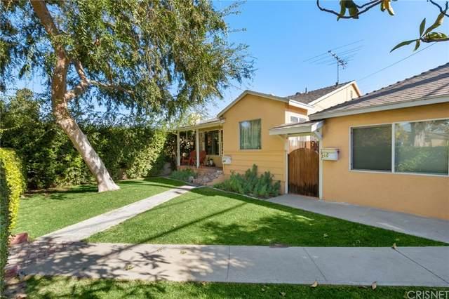 210 N California Street, Burbank, CA 91505 (#SR21233989) :: Compass