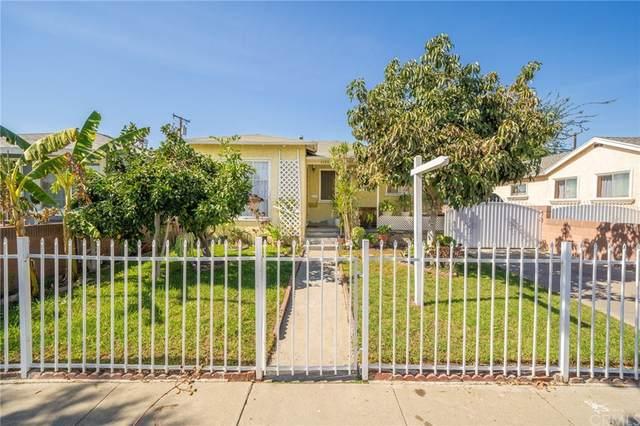 4725 Fir Street, Pico Rivera, CA 90660 (#CV21233777) :: RE/MAX Empire Properties