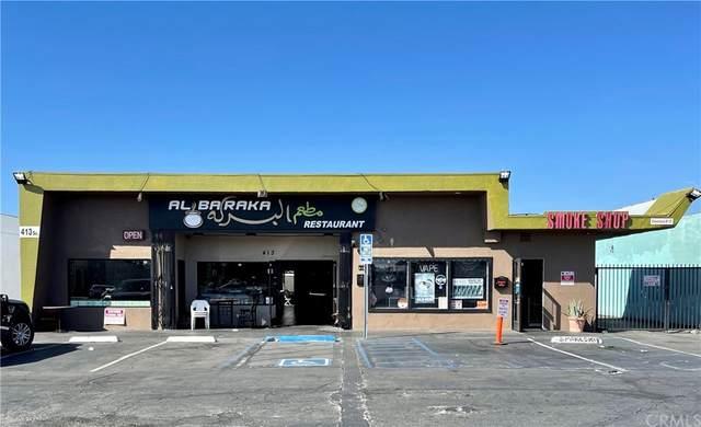 413 S Brookhurst Street, Anaheim, CA 92804 (#PW21234137) :: Mainstreet Realtors®