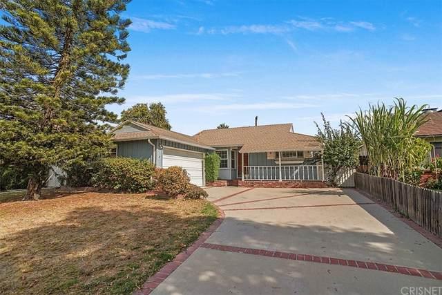 10512 Langdon Avenue, Mission Hills (San Fernando), CA 91345 (#SR21234104) :: The Kohler Group