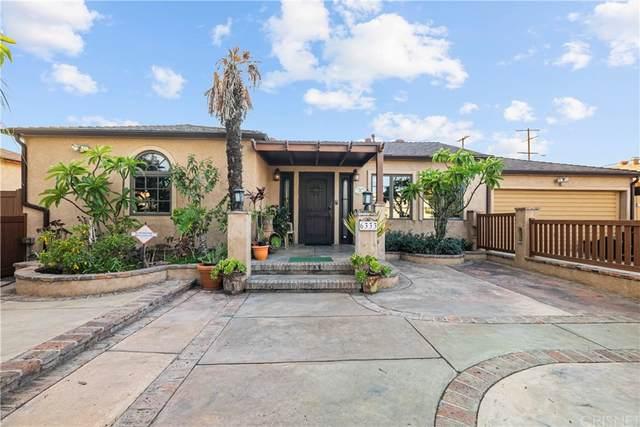 6333 Tujunga Avenue, North Hollywood, CA 91606 (#SR21234082) :: Mainstreet Realtors®