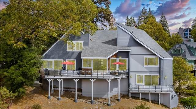 27988 N Shore Road, Lake Arrowhead, CA 92352 (#EV21233440) :: Z REALTY