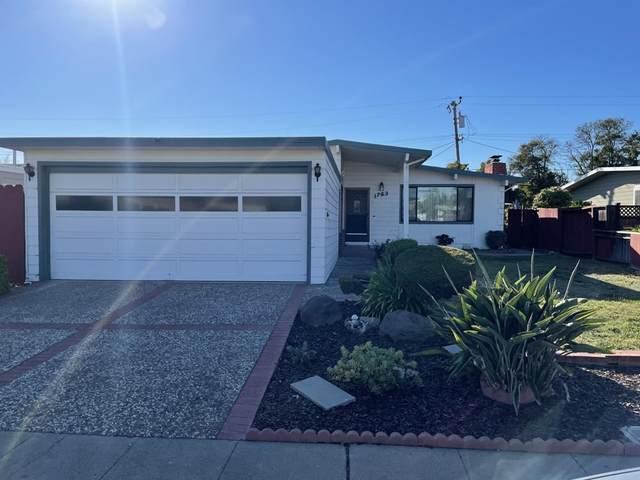 1763 Van Buren Street, San Mateo, CA 94403 (MLS #ML81867849) :: ERA CARLILE Realty Group