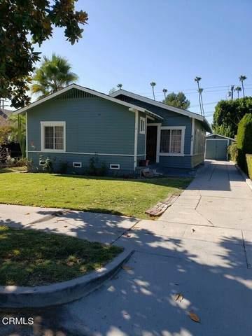 83 S Greenwood Avenue, Pasadena, CA  (MLS #P1-7189) :: ERA CARLILE Realty Group