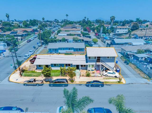601 5 M Ave, National City, CA 91950 (#210029583) :: Mainstreet Realtors®