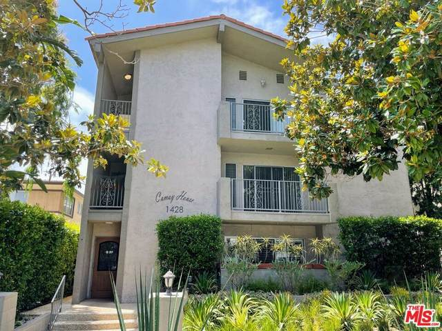 1428 15th Street, Santa Monica, CA 90404 (#21798318) :: Compass