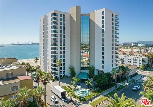 1310 E Ocean Boulevard #507, Long Beach, CA 90802 (#21798012) :: Frank Kenny Real Estate Team