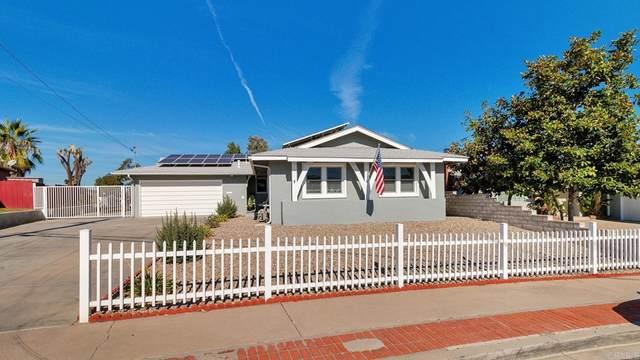 1582 La Corta St, Lemon Grove, CA 91945 (#PTP2107408) :: Steele Canyon Realty