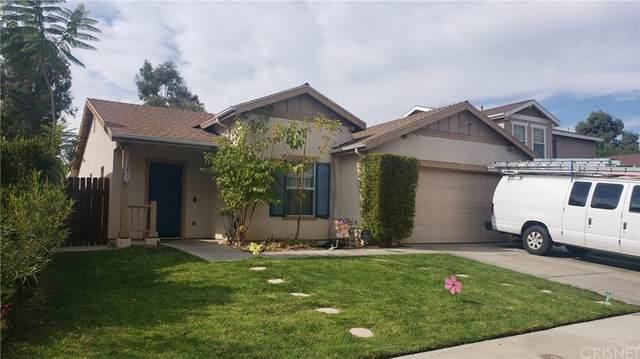 12433 Edgecliff Avenue, Sylmar, CA 91342 (#SR21234184) :: eXp Realty of California Inc.