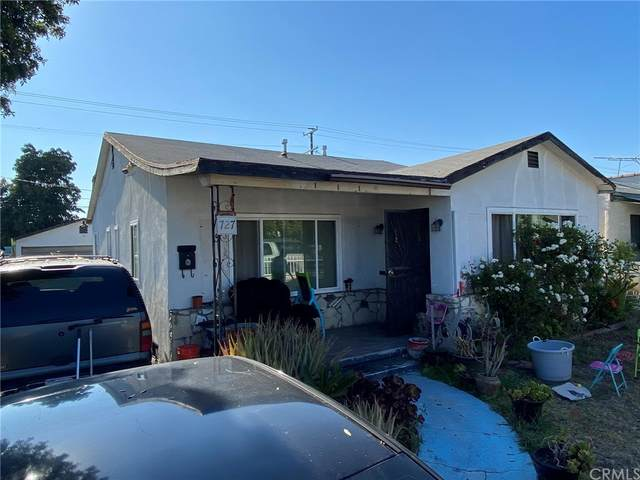 727 Oakford Drive, East Los Angeles, CA 90022 (#OC21182098) :: Dave Shorter Real Estate