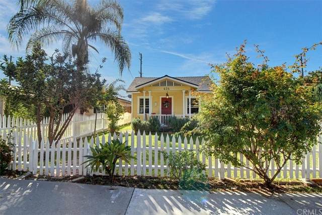 424 E Walnut Avenue, Monrovia, CA 91016 (#CV21233856) :: RE/MAX Empire Properties