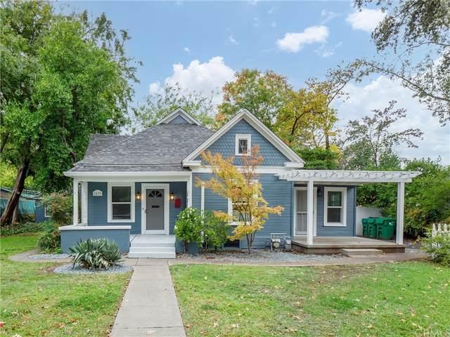 1439 Laburnum Avenue, Chico, CA 95926 (#SN21233699) :: The Laffins Real Estate Team