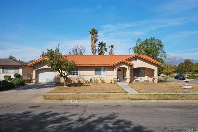 625 Van Ness Court, Upland, CA 91786 (#CV21234216) :: Z REALTY