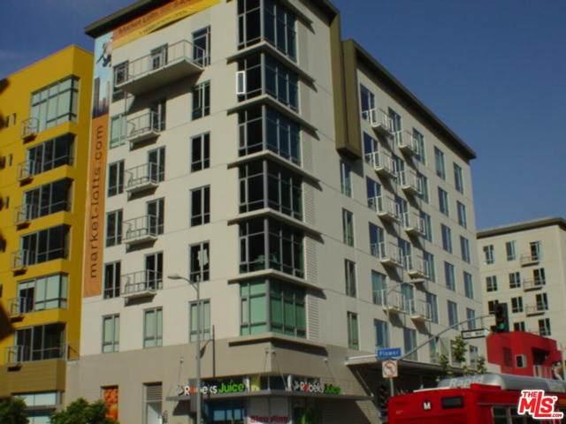 645 W 9TH Street #516, Los Angeles (City), CA 90015 (MLS #21798350) :: ERA CARLILE Realty Group