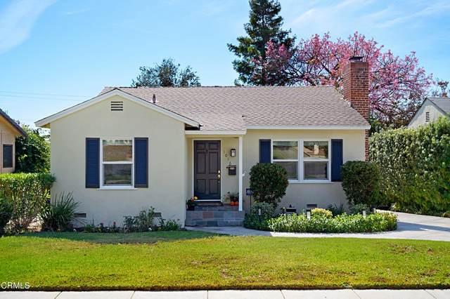 1016 Beverly Way, Altadena, CA 91001 (MLS #P1-7190) :: ERA CARLILE Realty Group