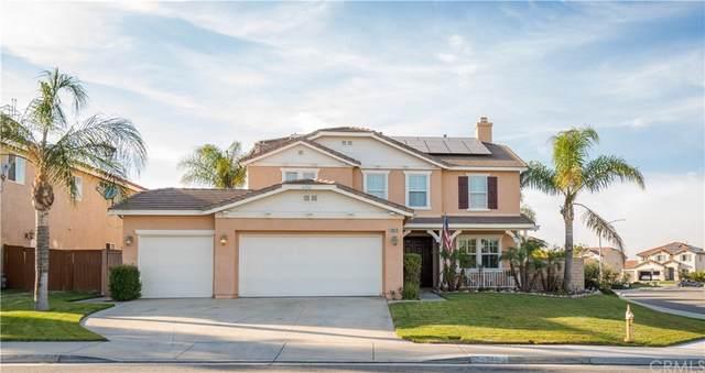 24319 Sawtooth Court, Corona, CA 92883 (#CV21233684) :: eXp Realty of California Inc.