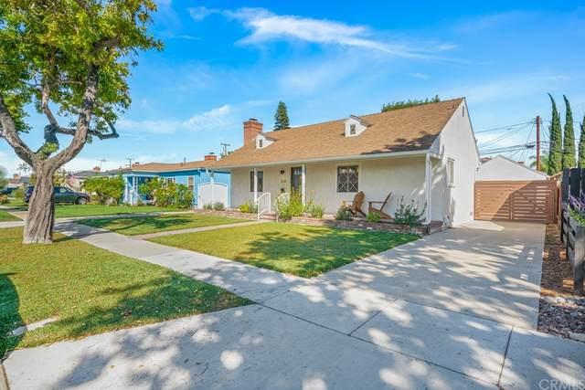 4128 Falcon Avenue, Long Beach, CA 90807 (#MB21233887) :: Dave Shorter Real Estate