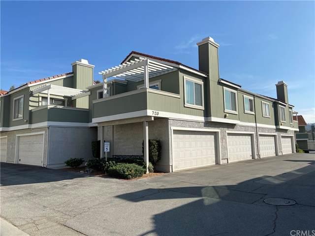 720 Golden Springs Drive G, Diamond Bar, CA 91765 (#TR21227653) :: Compass