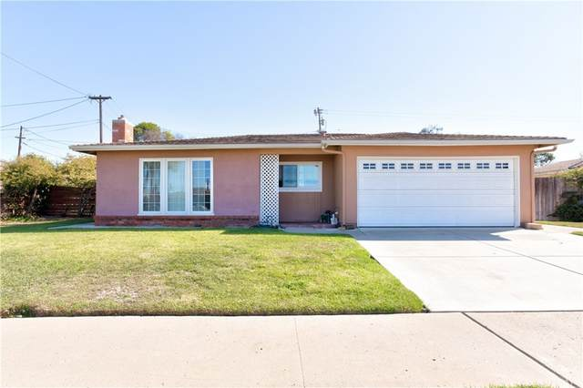 3906 Berrywood Drive, Santa Maria, CA 93455 (MLS #PI21234267) :: ERA CARLILE Realty Group
