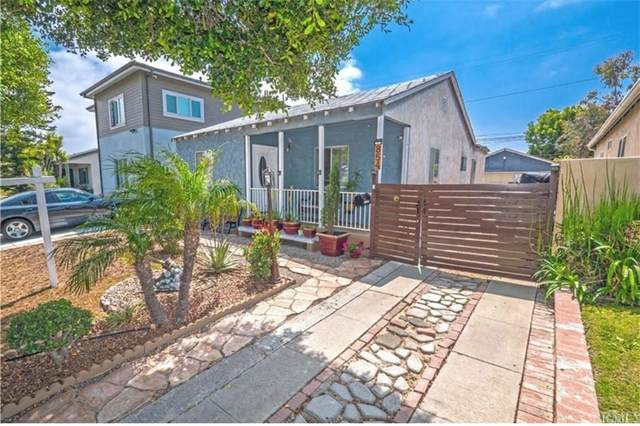854 Warren Avenue, Venice, CA 90291 (#SR21234263) :: RE/MAX Masters