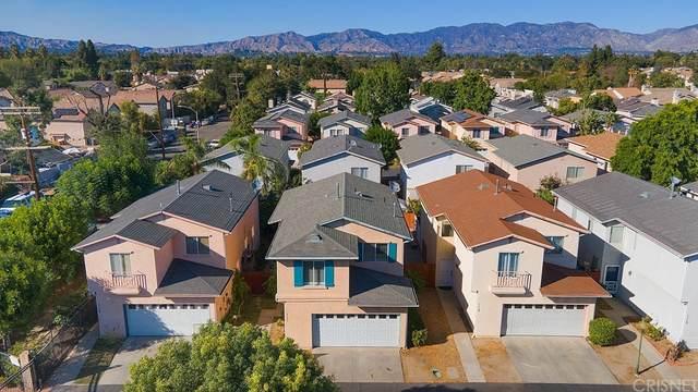 9300 Burnet Avenue #117, North Hills, CA 91343 (#SR21234265) :: Necol Realty Group