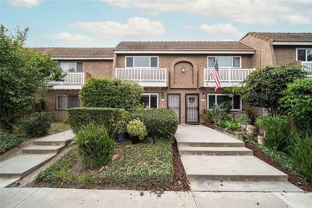 4952 Pearce Drive #15, Huntington Beach, CA 92649 (#OC21229182) :: Z REALTY