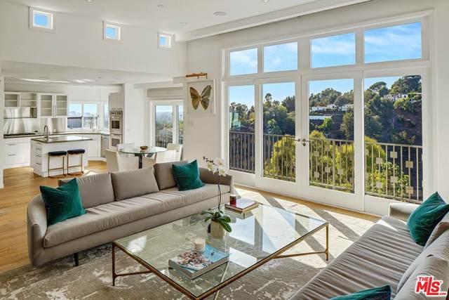 1433 Summitridge Drive, Beverly Hills, CA 90210 (#21797056) :: Compass
