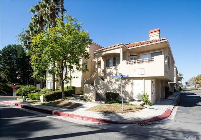 3160 Altura Court #101, Corona, CA 92882 (#SW21234162) :: The Miller Group