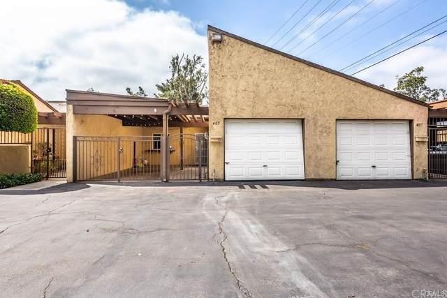 405 N Powder Horn Drive #2, Anaheim, CA 92807 (#PW21234288) :: Massa & Associates Real Estate Group | eXp California Realty Inc