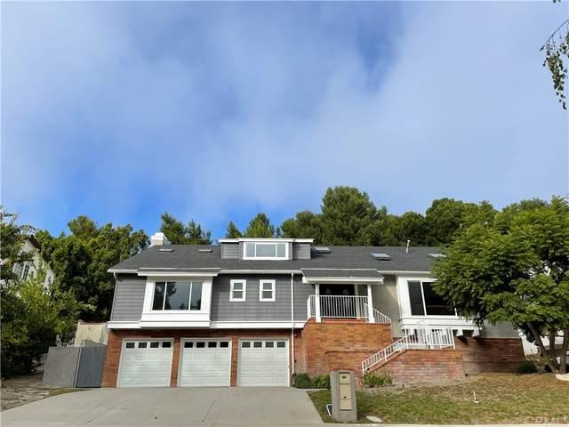 5417 Valley View Road, Rancho Palos Verdes, CA 90275 (#PV21234298) :: Frank Kenny Real Estate Team