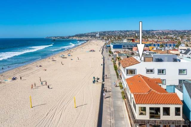 3969 Ocean Front Walk 1 & 2 & 7, San Diego, CA 92109 (#210029599) :: Massa & Associates Real Estate Group | eXp California Realty Inc
