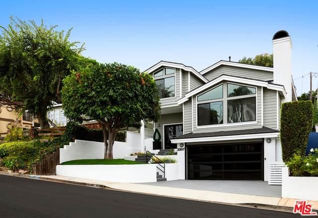 2307 N Poinsettia Avenue, Manhattan Beach, CA 90266 (#21797224) :: Compass