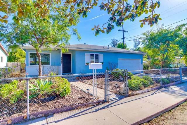 5825 Amaya, La Mesa, CA 91942 (#210029601) :: Robyn Icenhower & Associates