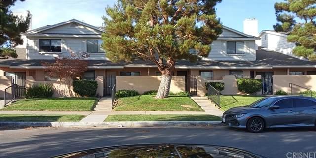 1105 Beechdale Drive E, Palmdale, CA 93551 (#SR21234261) :: Mainstreet Realtors®