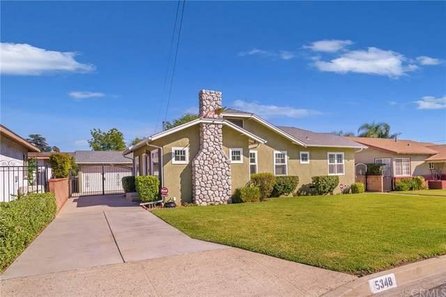 5348 Buttons Avenue, Temple City, CA 91780 (#AR21201362) :: Zutila, Inc.