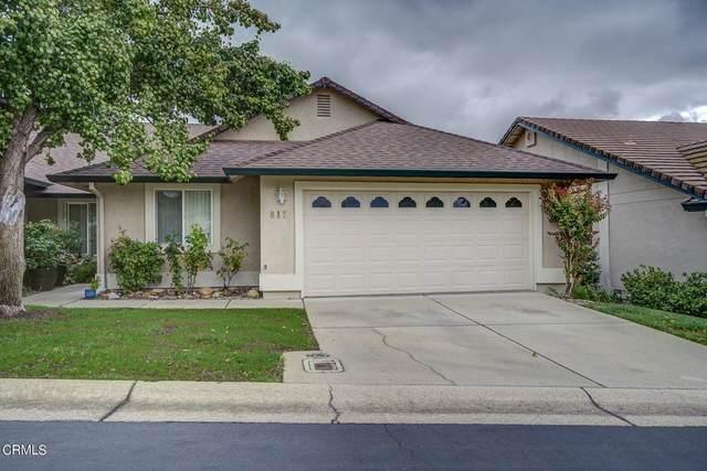 817 Cherryhill Trail, Redding, CA 96003 (#V1-9083) :: Massa & Associates Real Estate Group | eXp California Realty Inc