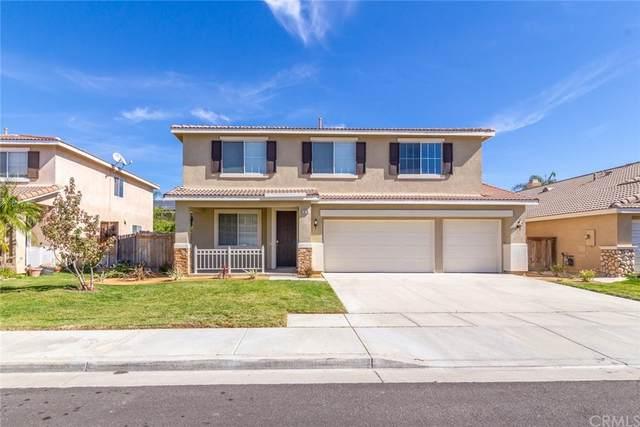 518 Memphis Court, Hemet, CA 92545 (#SW21234332) :: Swack Real Estate Group | Keller Williams Realty Central Coast