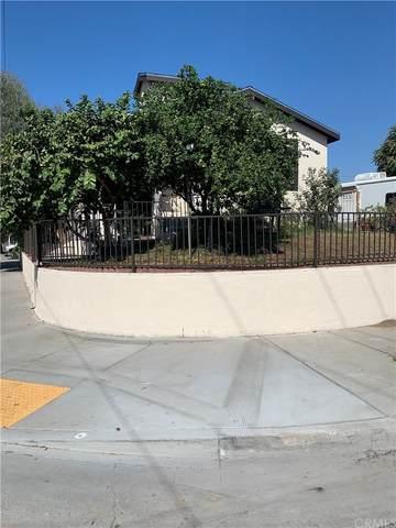 11719 Vieta Avenue, Lynwood, CA 90262 (MLS #SW21234352) :: ERA CARLILE Realty Group