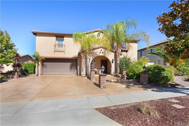 3509 Elker Road, Corona, CA 92882 (#PW21231941) :: EGA Homes