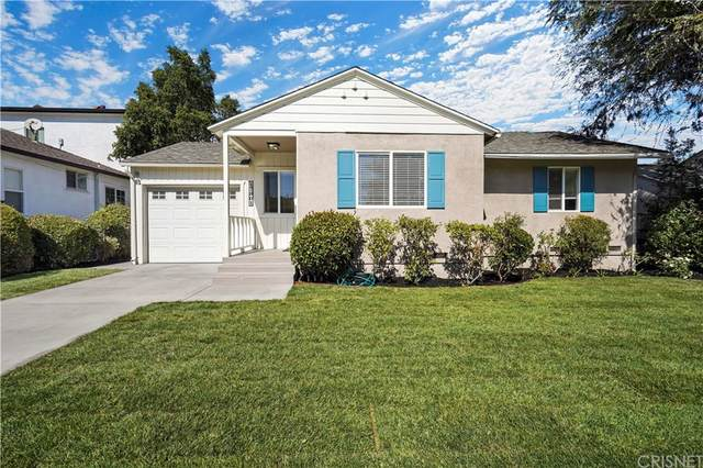 17801 Collins Street, Encino, CA 91316 (#SR21234344) :: Zutila, Inc.