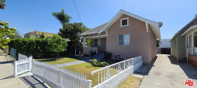 1732 W 35Th Street, Los Angeles (City), CA 90018 (MLS #21796950) :: ERA CARLILE Realty Group