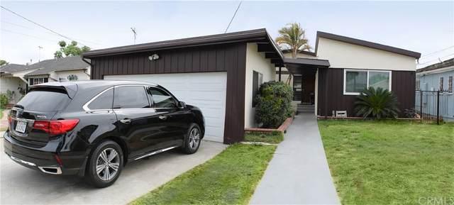 4010 Cudahy Street, Huntington Park, CA 90255 (#OC21234359) :: The Miller Group