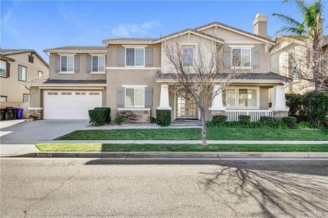 12237 Richfield Drive, Rancho Cucamonga, CA 91739 (#PW21234372) :: The Kohler Group