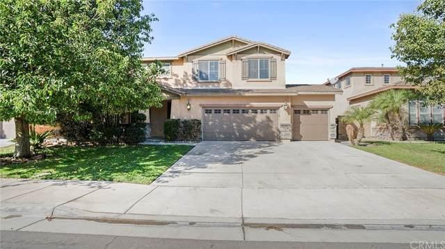 6653 Yuma Terrace Court, Eastvale, CA 92880 (#IG21233730) :: Blake Cory Home Selling Team