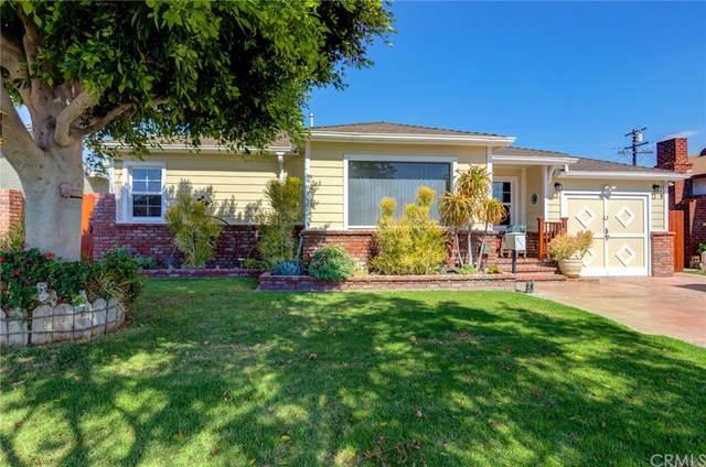 5431 W 123rd Street, Hawthorne, CA 90250 (#SB21234386) :: The Miller Group