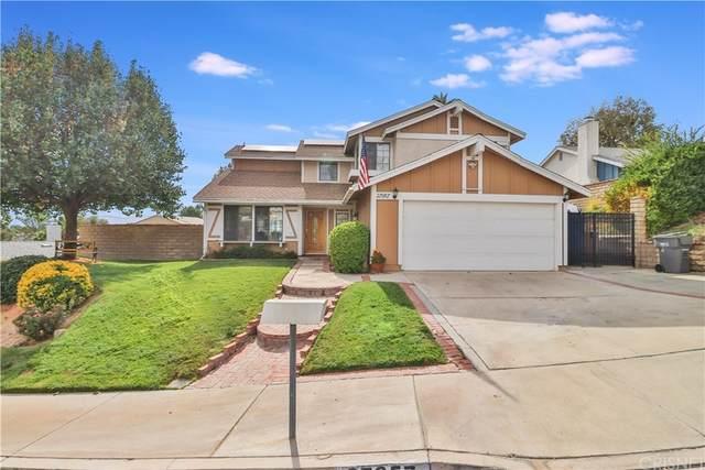 27957 Redwood Glen Road, Valencia, CA 91354 (#SR21234415) :: The Parsons Team