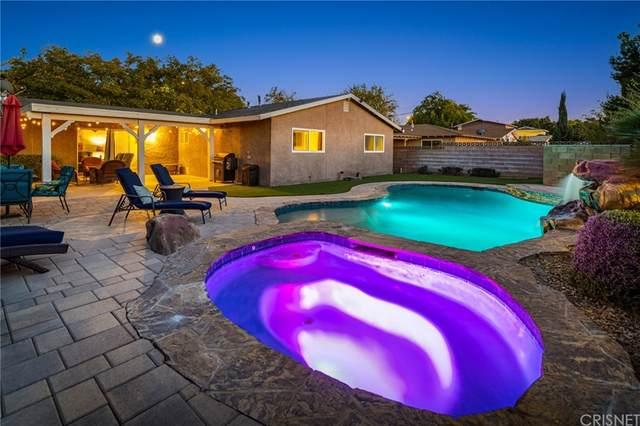 44449 Hanstead Avenue, Lancaster, CA 93535 (#SR21232911) :: Necol Realty Group